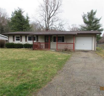 Bellbrook Single Family Home For Sale: 164 Lower Hillside Drive