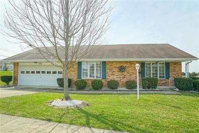 Fairborn Single Family Home Pending/Show for Backup: 1384 Northgate Boulevard