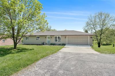 Enon Single Family Home For Sale: 306 Xenia Drive