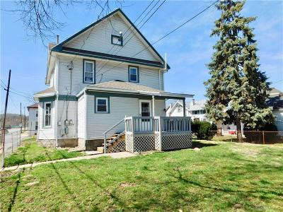 Miamisburg Single Family Home For Sale: 302 1st Street