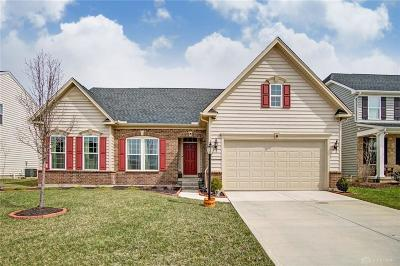 Tipp City Single Family Home Pending/Show for Backup: 2499 Sunset Maple Drive