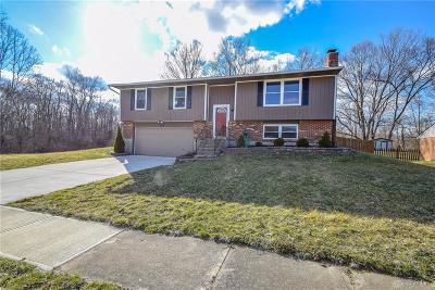 Huber Heights Single Family Home Pending/Show for Backup: 7191 Rustic Woods Drive