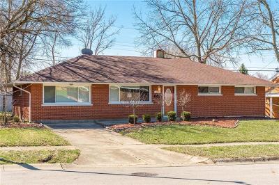 Huber Heights Single Family Home For Sale: 4880 Neptune Lane