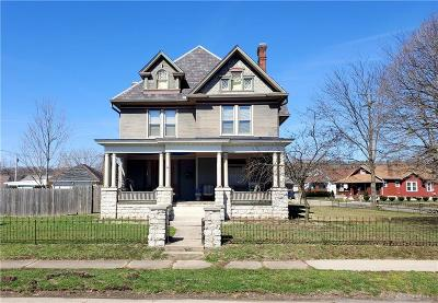Miamisburg Single Family Home For Sale: 503 Main Street