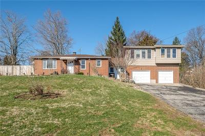 Single Family Home For Sale: 773 Tecumseh Road