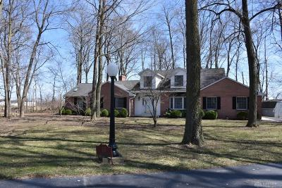 Troy Single Family Home For Sale: 115 Dorothy Lane