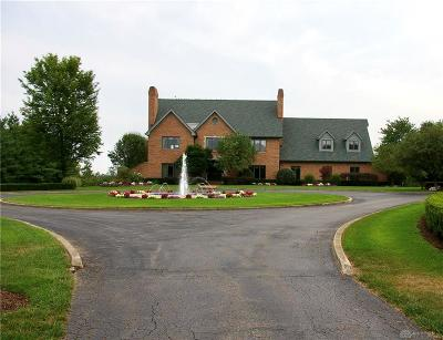 Greene County Single Family Home For Sale: 2387 Kemp Road