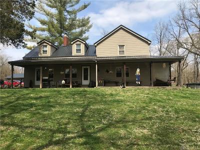 Warren County Farm For Sale: 6742 Woodward Claypool Road