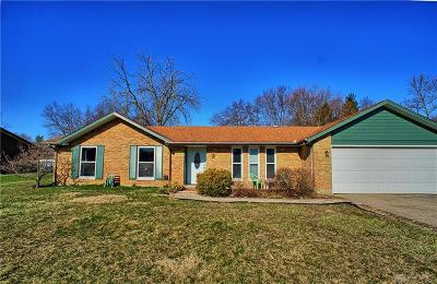 Beavercreek Single Family Home Pending/Show for Backup: 1601 George Washington Drive