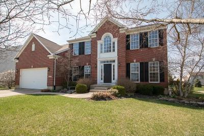 Springboro Single Family Home For Sale: 65 Clevenger Court