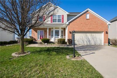 Springboro Single Family Home Pending/Show for Backup: 120 Pugh Drive
