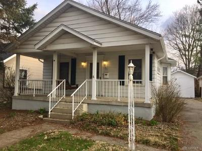 Fairborn Single Family Home Pending/Show for Backup: 25 Mann Avenue