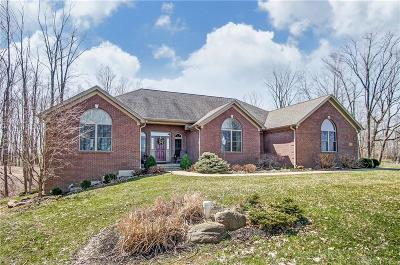 Xenia Single Family Home Pending/Show for Backup: 1029 Knollhaven Road
