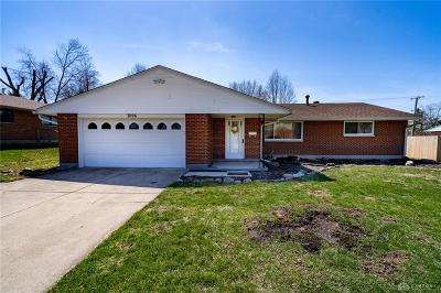 Kettering Single Family Home Pending/Show for Backup: 3096 Fontano Drive