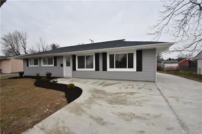Single Family Home Pending/Show for Backup: 776 Hedwick Street