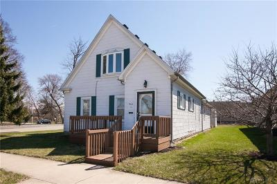 Troy Single Family Home For Sale: 908 Race Street