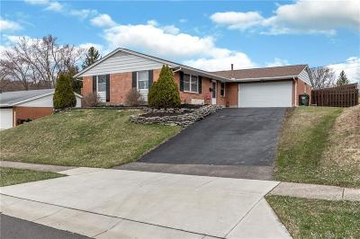Miamisburg Single Family Home Pending/Show for Backup: 720 Gebhart Church Road