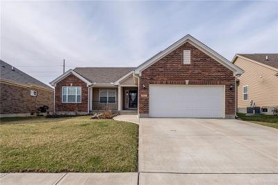 Tipp City Single Family Home For Sale: 4067 Spicebush Drive