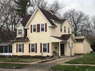 Xenia Single Family Home Pending/Show for Backup: 356 King Street