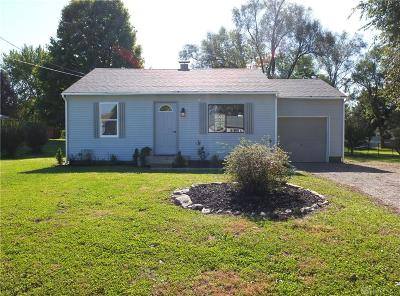 Warren County Single Family Home Pending/Show for Backup: 125 Montgomery Avenue