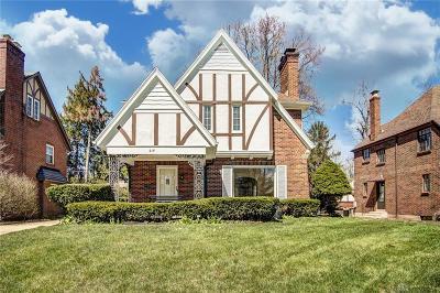 Oakwood Single Family Home For Sale: 215 Spirea Drive