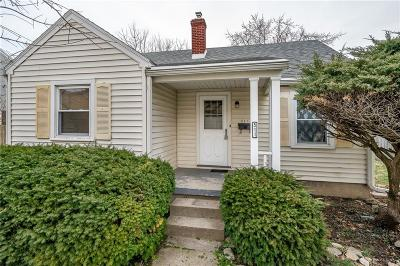 Fairborn Single Family Home Pending/Show for Backup: 511 Clover Street