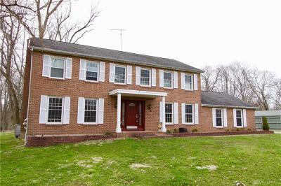 Dayton Single Family Home For Sale: 8701 Slagle Road