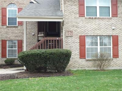 Centerville Condo/Townhouse For Sale: 1532 Spinnaker Way