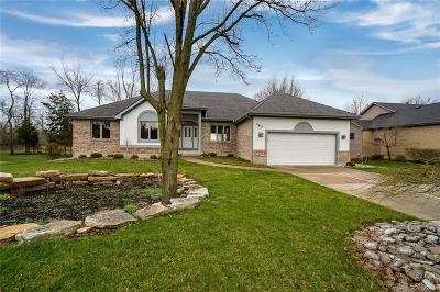 Springboro Single Family Home Pending/Show for Backup: 347 Patton Drive