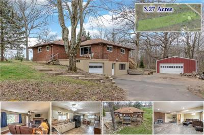Miamisburg Single Family Home Pending/Show for Backup: 3790 Belvo Road