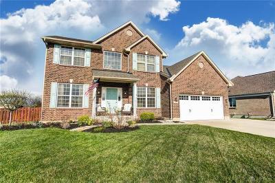 Miamisburg Single Family Home For Sale: 1475 Eagle Mountain Drive