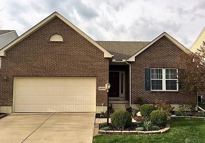 Centerville Single Family Home Pending/Show for Backup: 1634 Wood Creek Drive