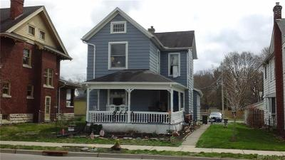 Miamisburg Single Family Home For Sale: 736 Central Avenue