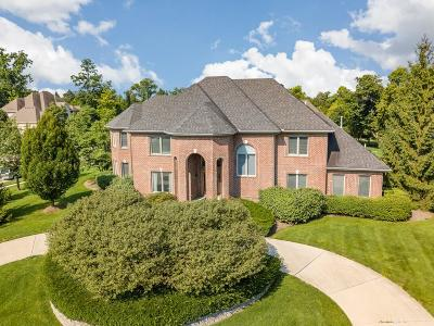 Dayton Single Family Home For Sale: 1011 Wild Hickory Lane