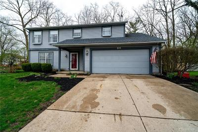 Vandalia Single Family Home For Sale: 815 Olde Farm Court