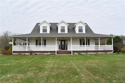 Warren County Single Family Home Pending/Show for Backup: 6200 Osceola Road