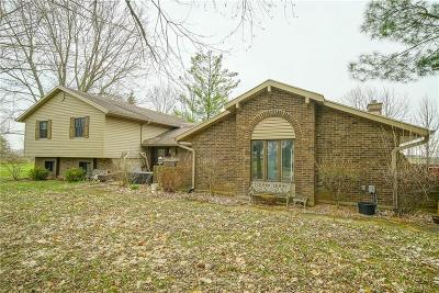 Fairborn Single Family Home For Sale: 694 Wilkerson Road