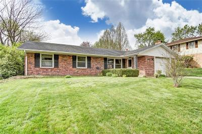 Fairborn Single Family Home Pending/Show for Backup: 354 Bowman Drive