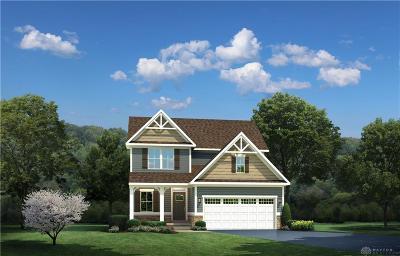 Beavercreek Single Family Home For Sale: 125 Ridgebrook Trail