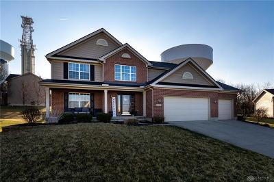 Springboro Single Family Home Pending/Show for Backup: 9042 Highland Circle