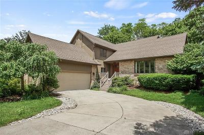 Springboro Single Family Home For Sale: 1828 Tamarron Court