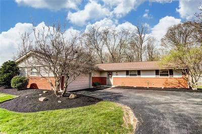 Centerville Single Family Home Pending/Show for Backup: 6061 Marshall Road