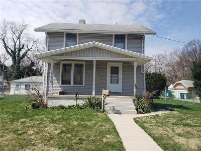 Dayton Single Family Home For Sale: 2821 Revere Avenue