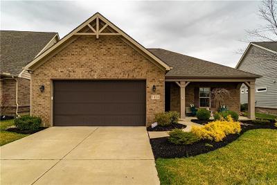 Centerville Single Family Home For Sale: 1414 Lemans Boulevard
