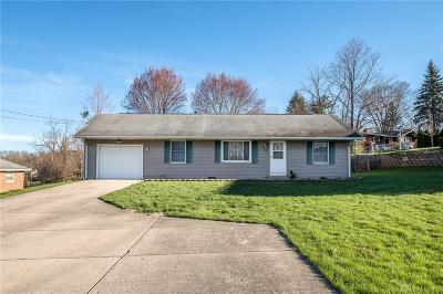 Fairborn Single Family Home Pending/Show for Backup: 239 Palmer Drive