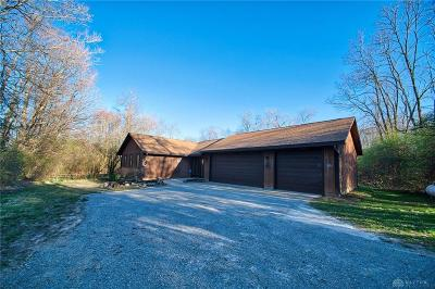 Yellow Springs Single Family Home For Sale: 158 Hyde Road
