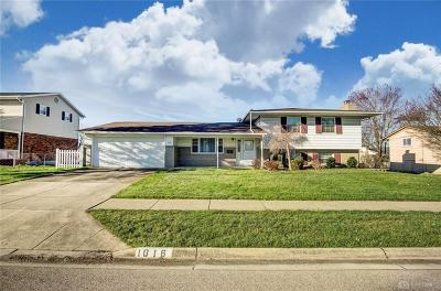 New Carlisle Single Family Home Pending/Show for Backup: 1016 Lake Avenue