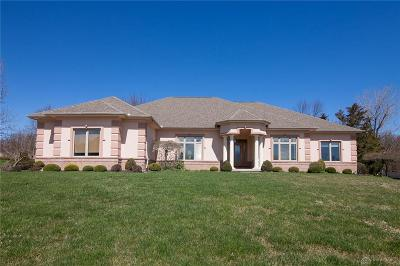 Dayton Single Family Home For Sale: 1989 Fountain View Drive