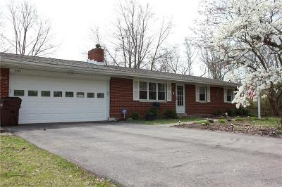 Beavercreek Single Family Home Pending/Show for Backup: 3393 Knollwood Drive