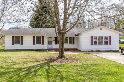Yellow Springs Vlg OH Single Family Home For Sale: $229,500